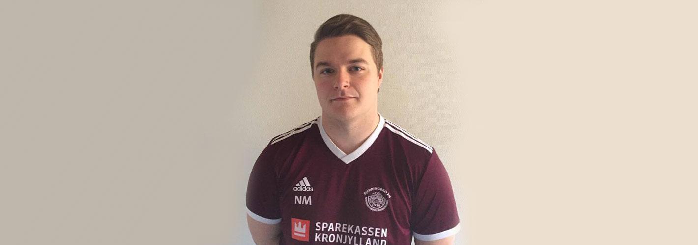 Nicolai Mikkelsen træner i Viborg FH