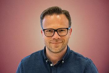 Billede af Anders Høgenhaug